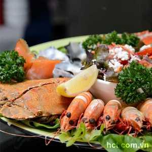 Dị ứng hải sản