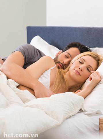 Tư thế ngủ khoa học giúp nâng cao sức khỏe, sức khỏe mỗi ngày cùng HCT