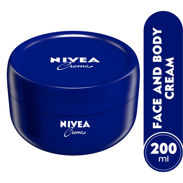 kem dưỡng da Nivea Creme 200ml