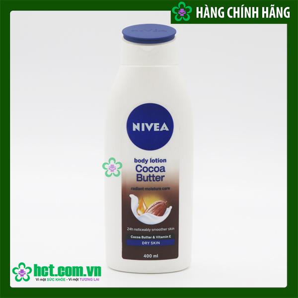 Sữa dưỡng thể nivea body lotion