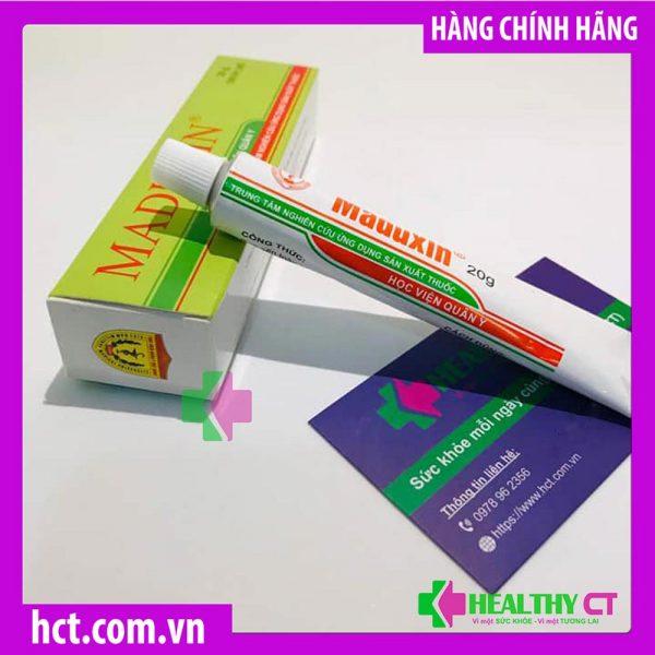 Thuốc Mỡ Trị Bỏng Maduxin HVQY