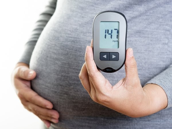 Nguyên nhân bệnh tiểu đường - đo chỉ số đường huyết bà bầu