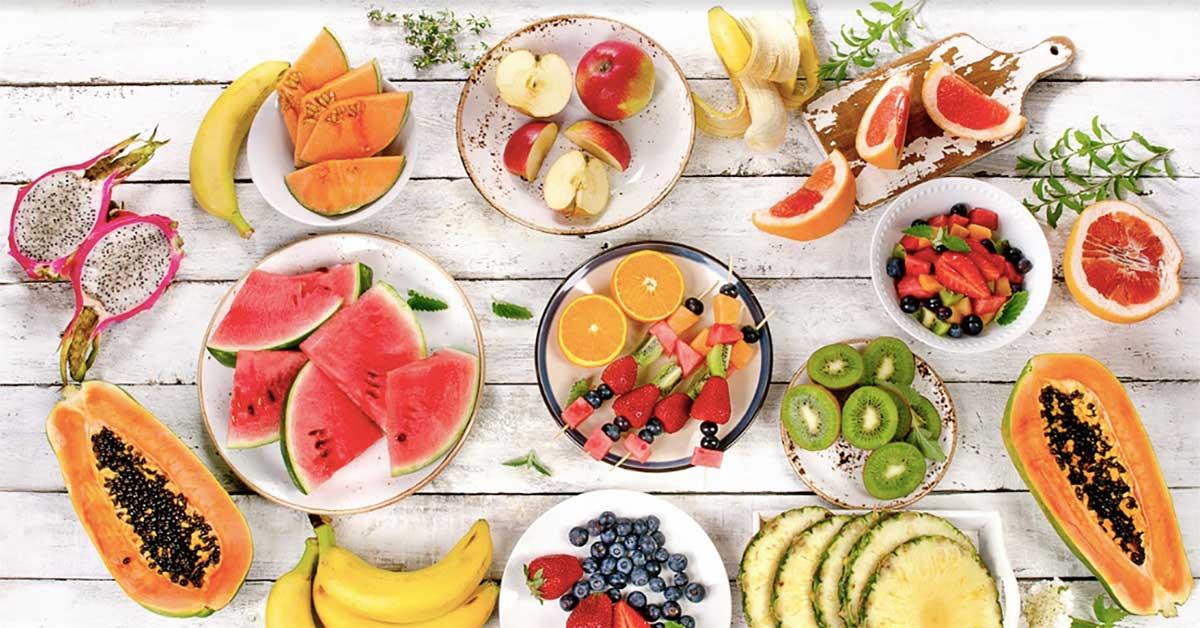 Các loại trái cây tốt cho người bệnh tiểu đường