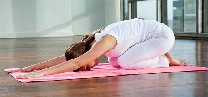tư thế tập yoga dễ ngủ