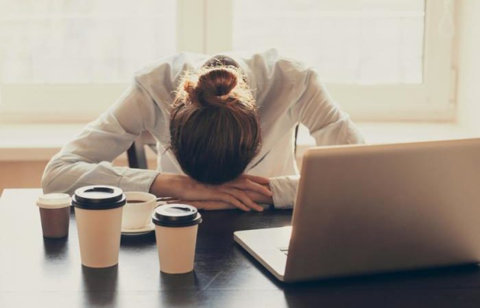thiếu ngủ gây mệt mỏi