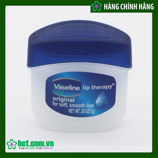 Kem dưỡng môi vaselin 7g