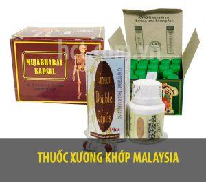 Tóp 3 thuốc xương khớp Malaysia