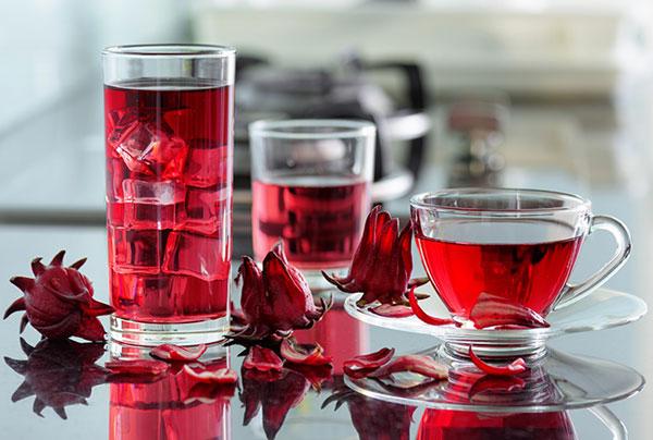 huyết áp cao uống gì? uống trà atiso