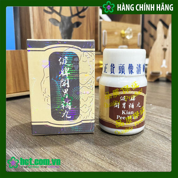Kian Pee Wan thuốc tăng cân malaysia
