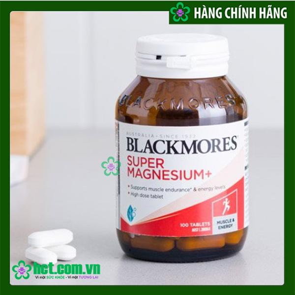 Blackmores Super Magnesium Plus