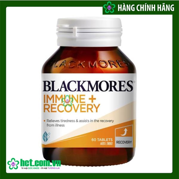 Blackmores Immune + Recovery